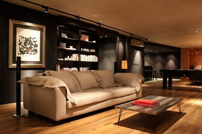 Роскошный дизайн квартиры