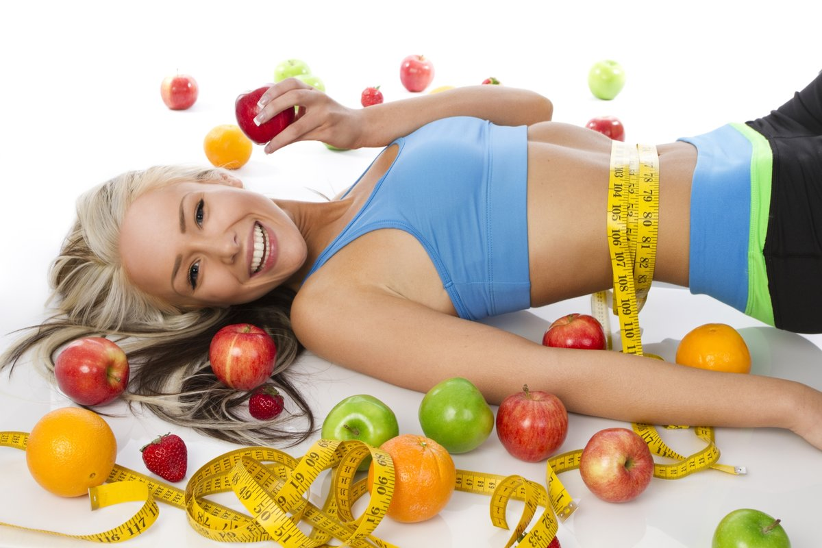 Как похудеть при пассивном образе жизни