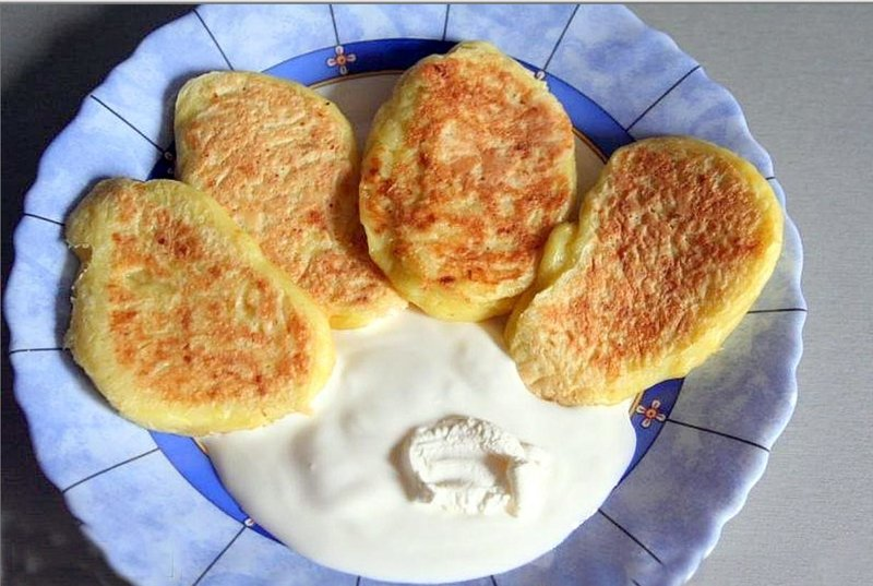Пышные кабачковые оладьи рецепт с фото пошагово