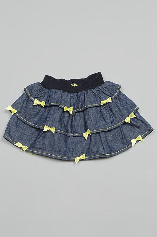 Джинсовая юбка для девочки своими руками выкройки