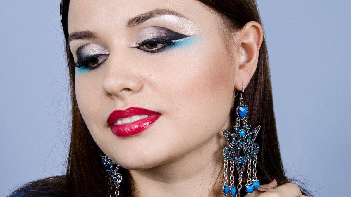 Как делать макияж для спортивных танцев