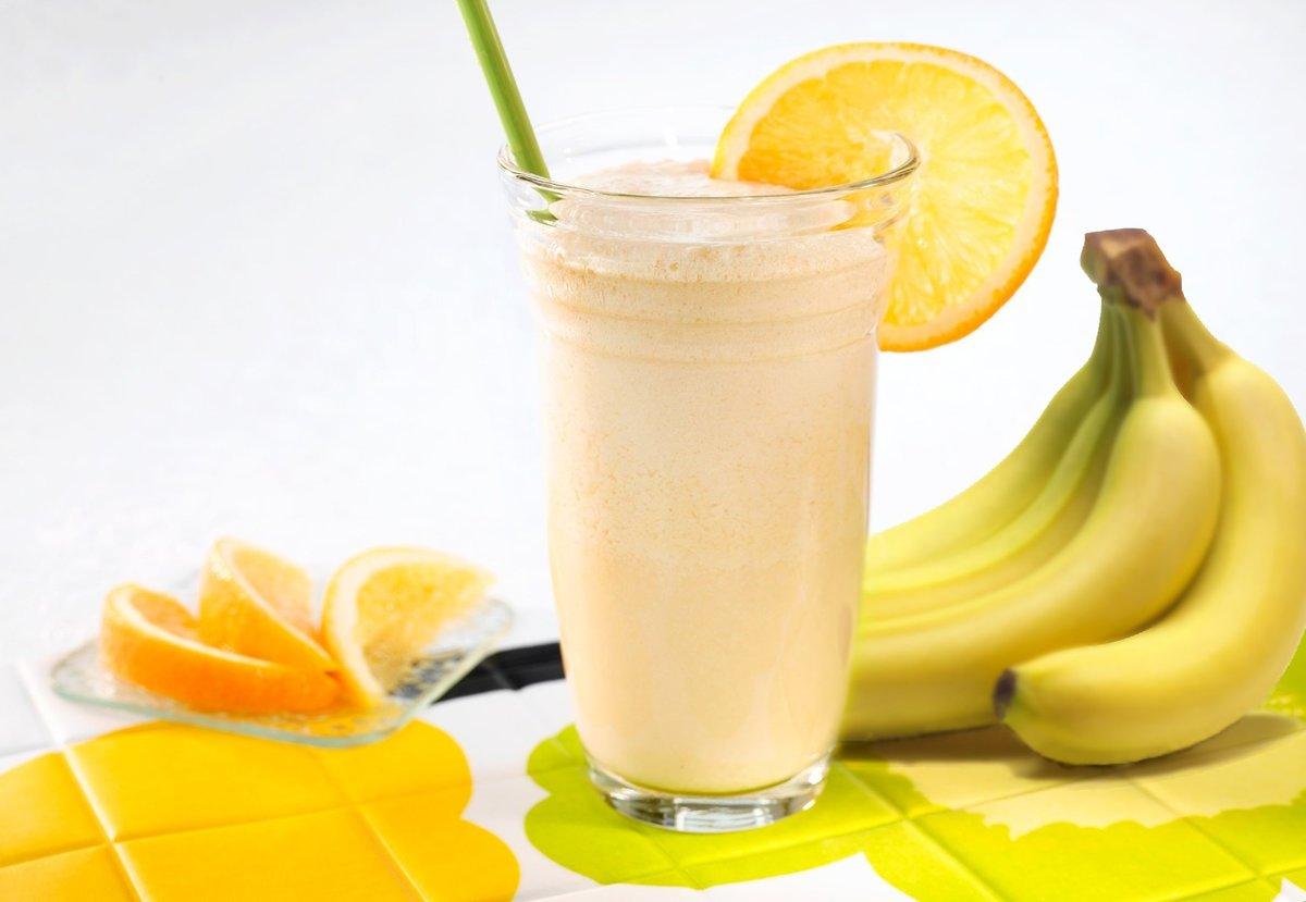 Как сделать банановый коктейль: 7 57