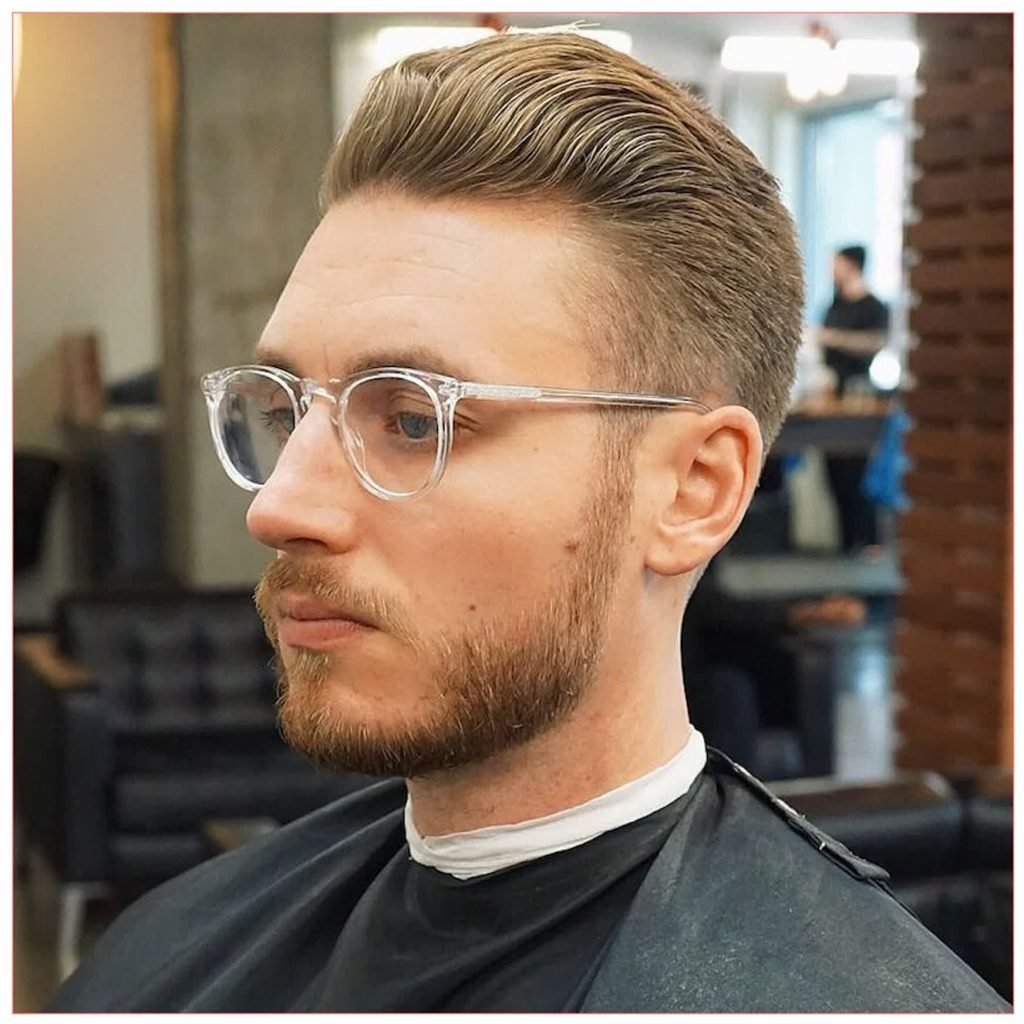 Какая мужская прическа подходит к очкам Как выбрать мужскую стрижку? Обзор причесок