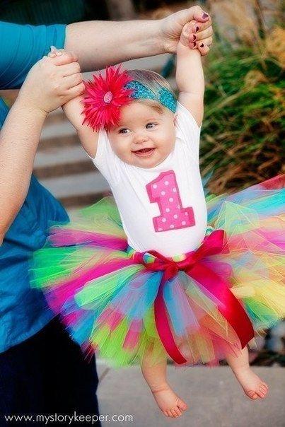 Девочке 1 год своими руками