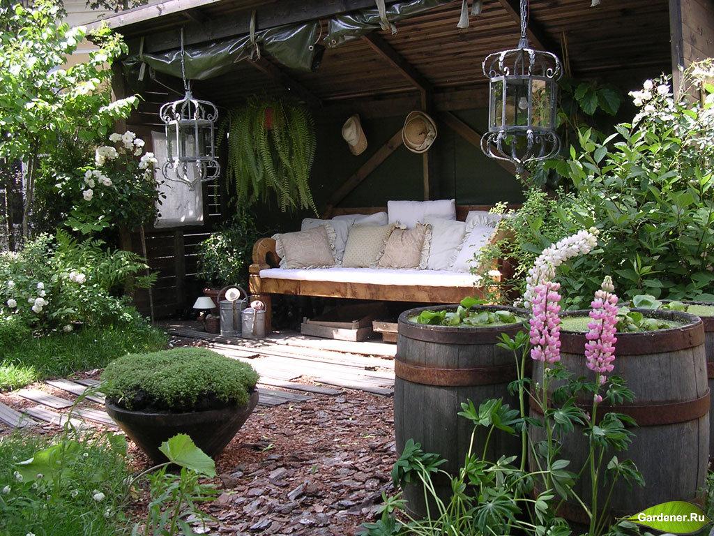 Как сделать сад коллекция 817