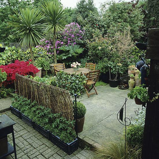 Уютные уголки в саду своими руками фото 27