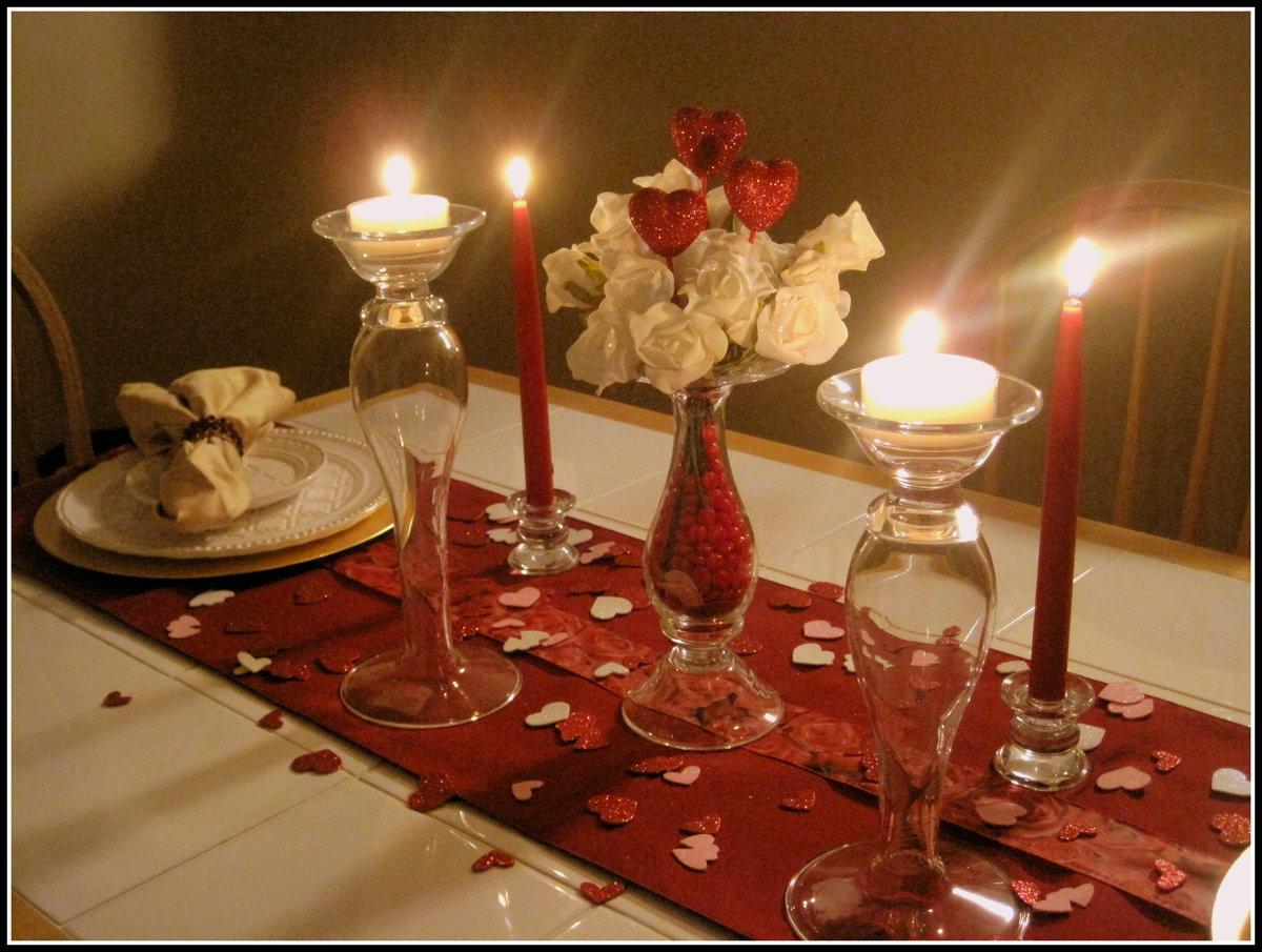 Как сделать романтический вечер для девушки дома фото