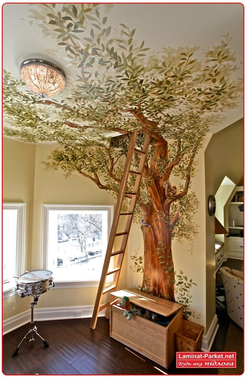 Декор для дома из дерева своими руками