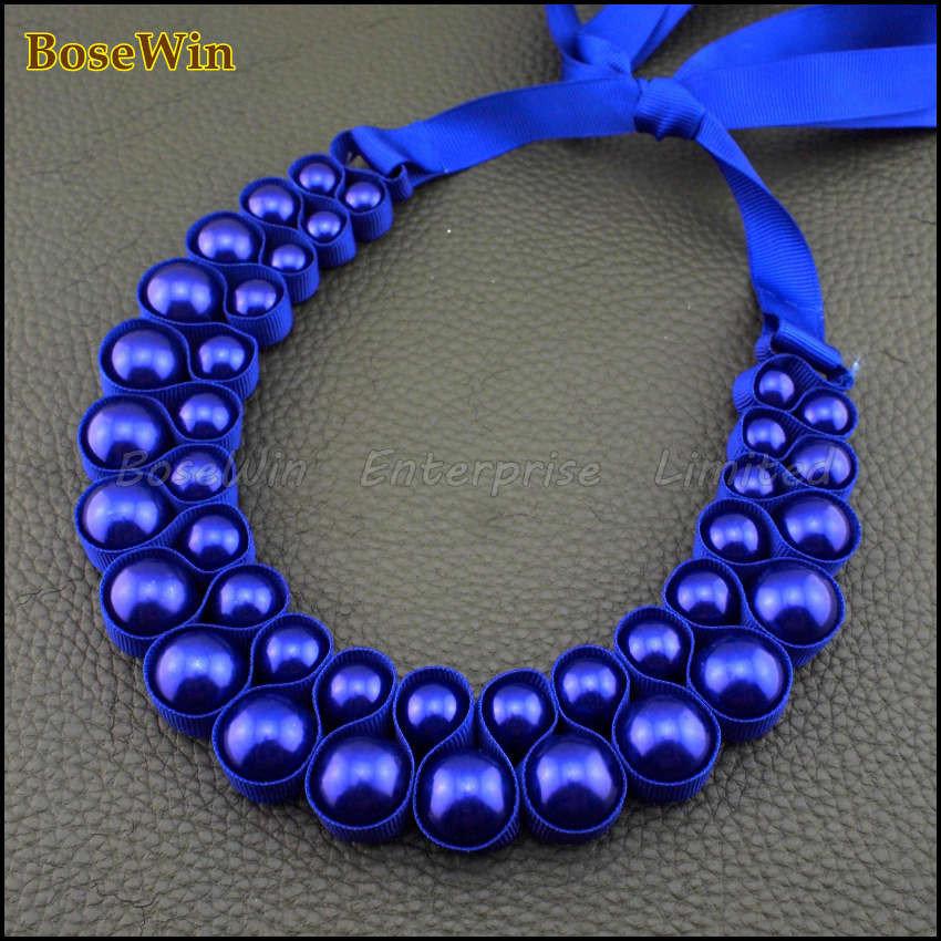 Ожерелье с бусинами своими руками фото 892