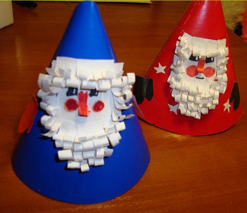Дед мороз легко и просто своими руками 53