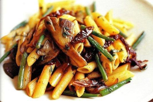 Блюда с грибами вешенки рецепты простые и вкусные