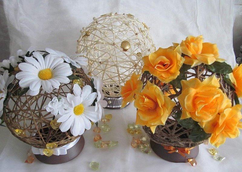 Поделки цветы своими руками в домашних условиях - карточка от пользователя Evgen031983 в Яндекс.Коллекциях
