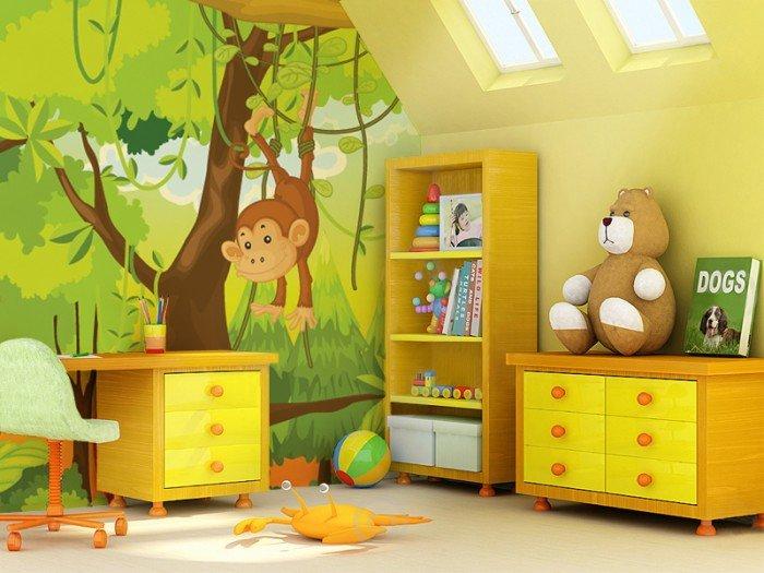 Детская комната  № 3567483 бесплатно