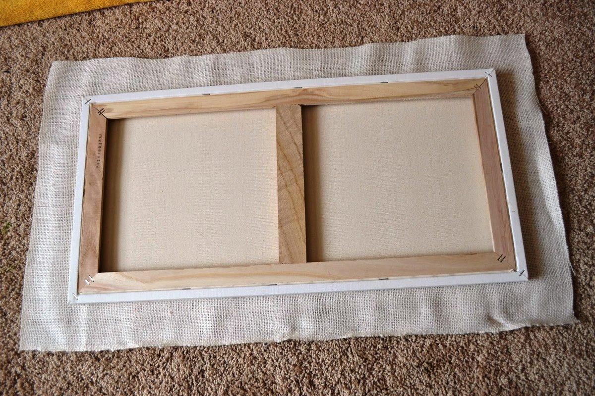 Как сделать из деревам рамку для фото