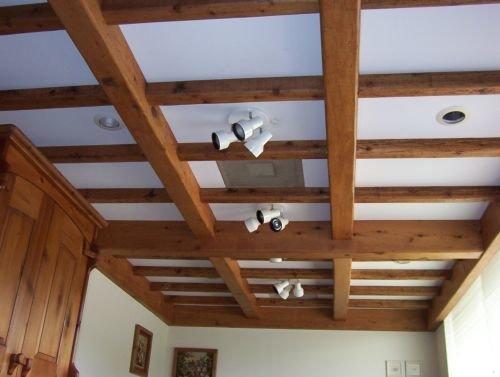 Потолок из два своими руками 658