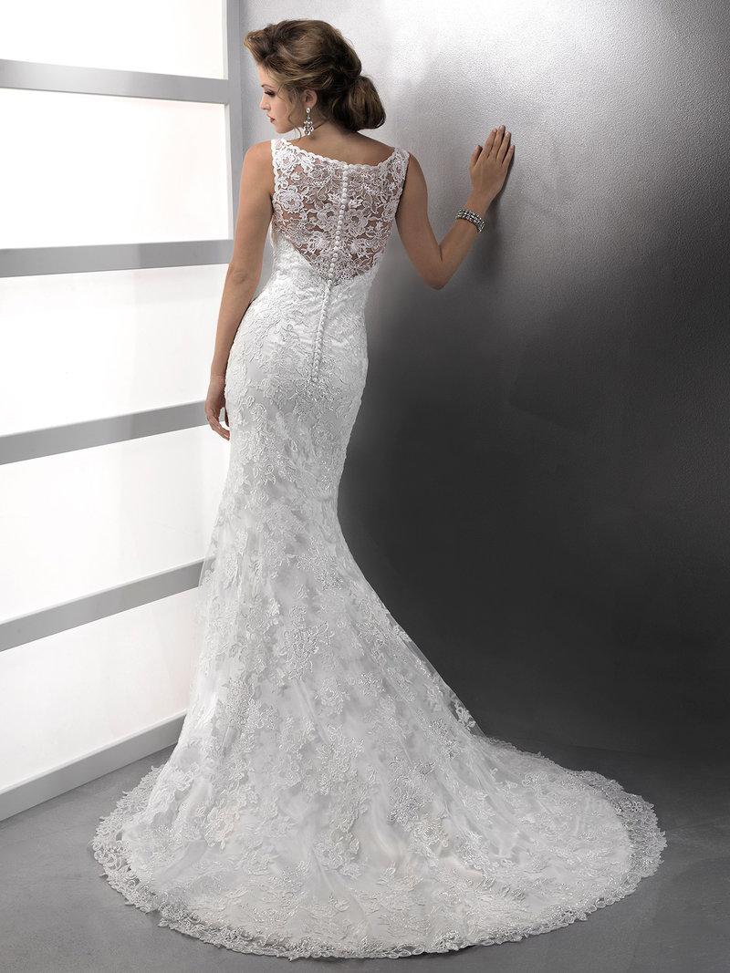 Свадебные платья рыбка кружево