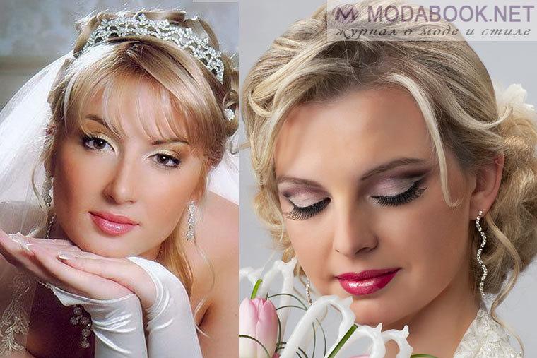 Свадебный макияж своими руками поэтапно 70