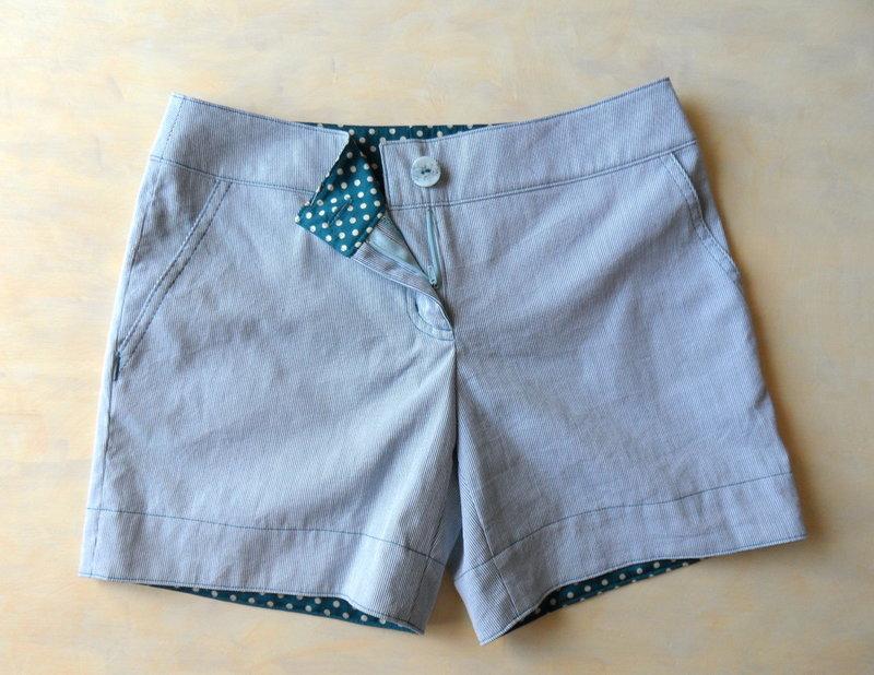 Как сделать шорты мальчику