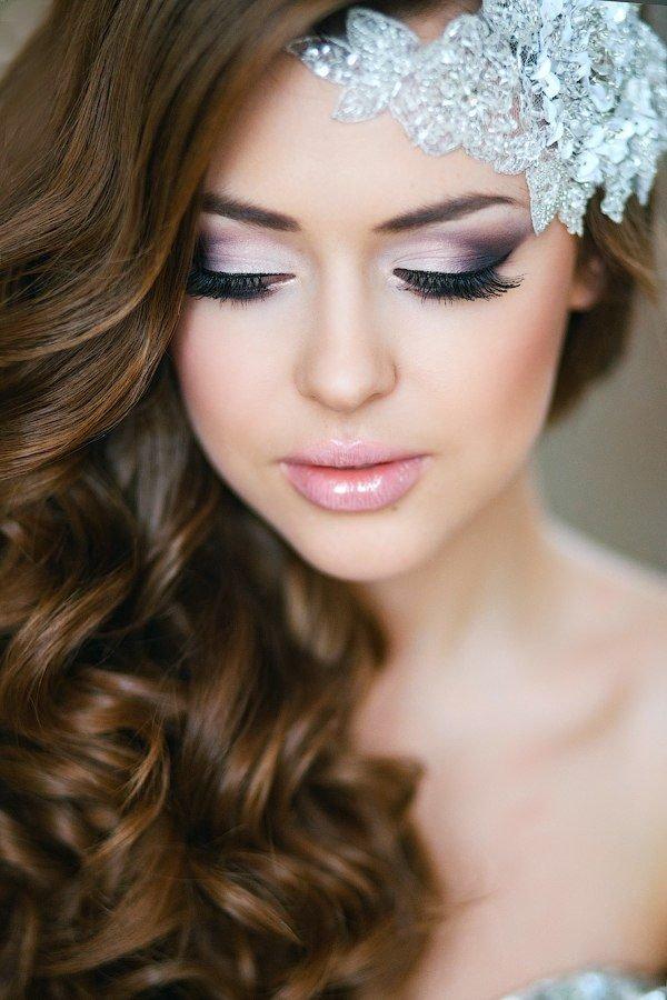 Свадебный макияж картинки