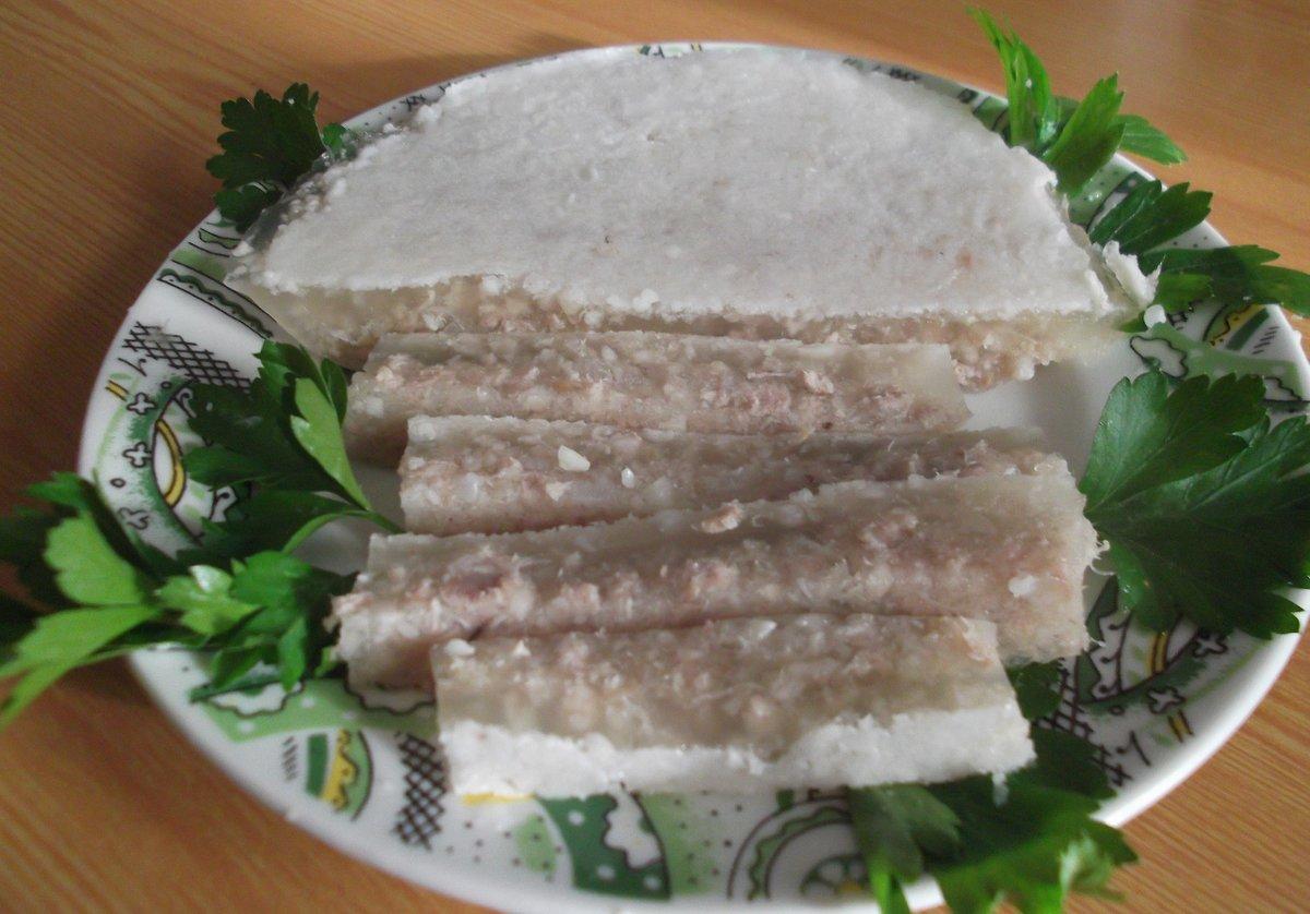 Холодец из баранины рецепт пошагово