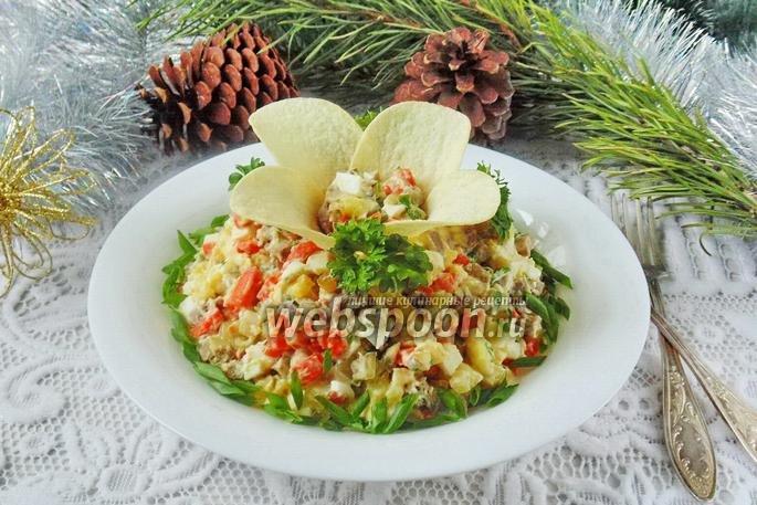 Салат из языка свиного рецепты пошагово с