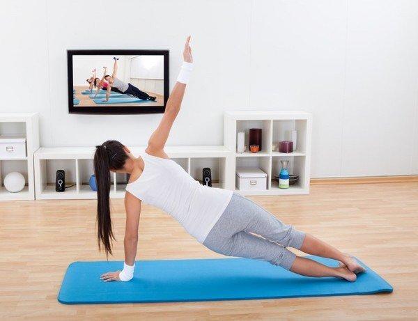 Йога для похудения в домашних условиях с картинками 232