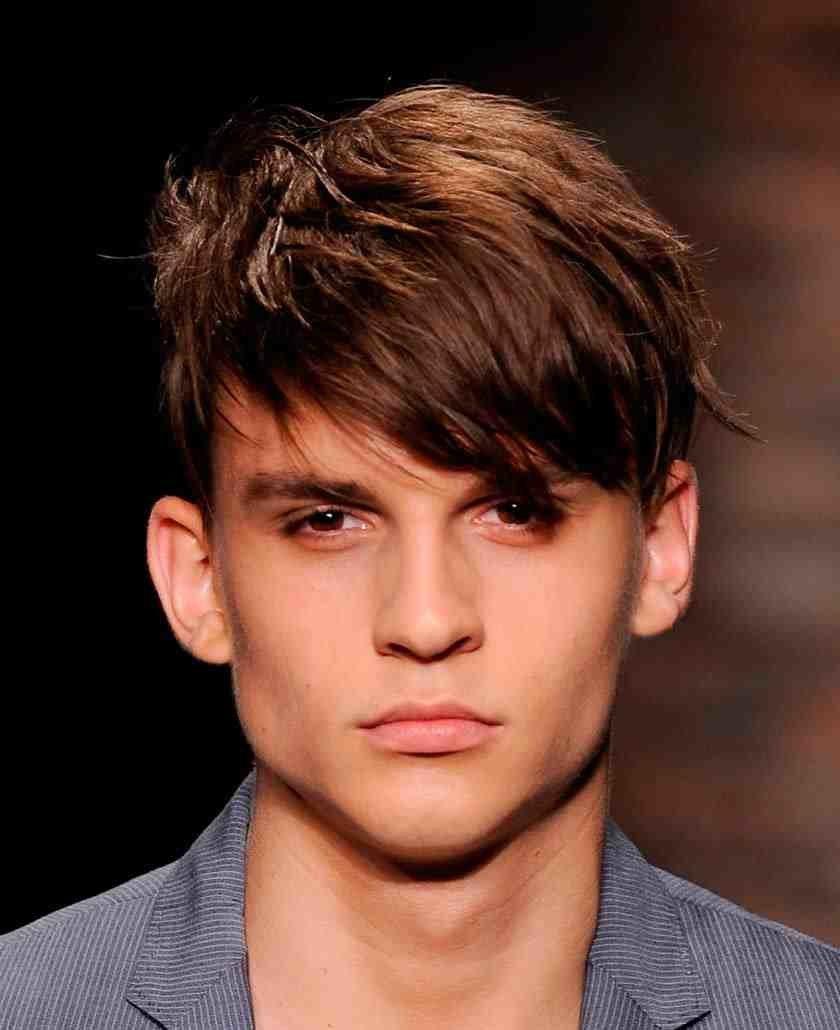 Фото причёски модной у парней