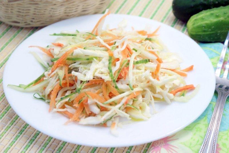 Как приготовить салат терка