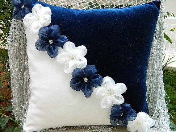 Как сшить красивую подушку своими руками