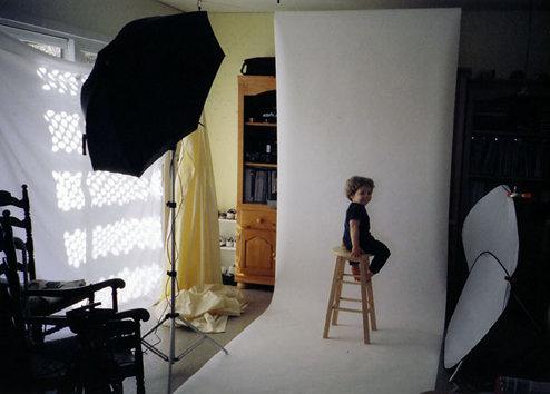 Как сделать дом фотостудию