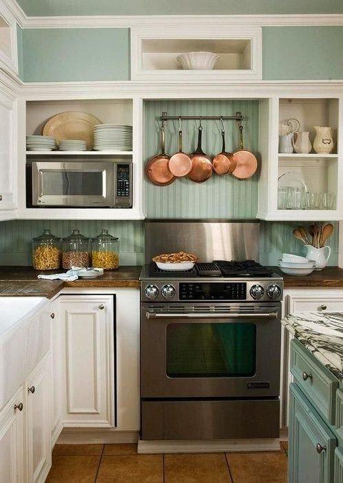 Дизайн кухни как все разместить