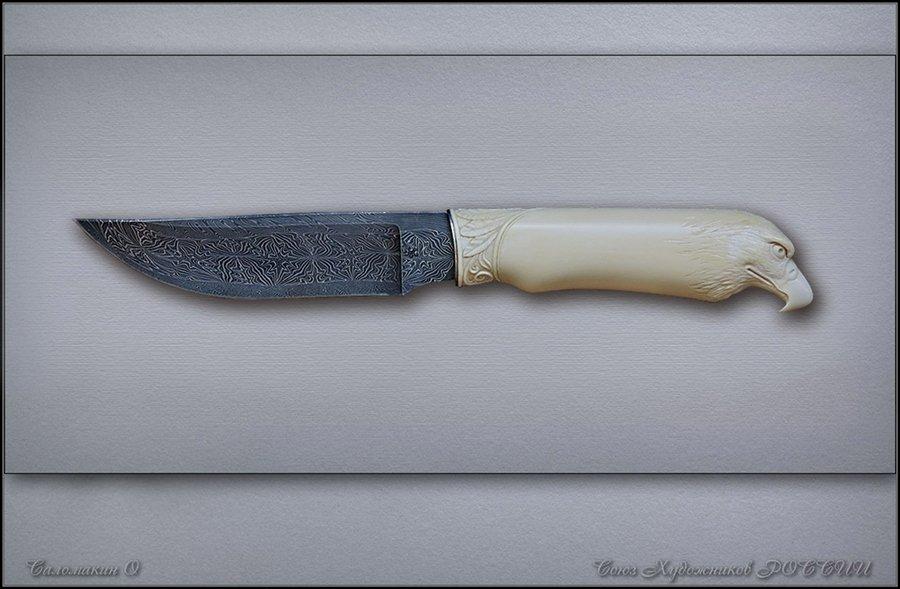 Нож из стекла своими руками 742