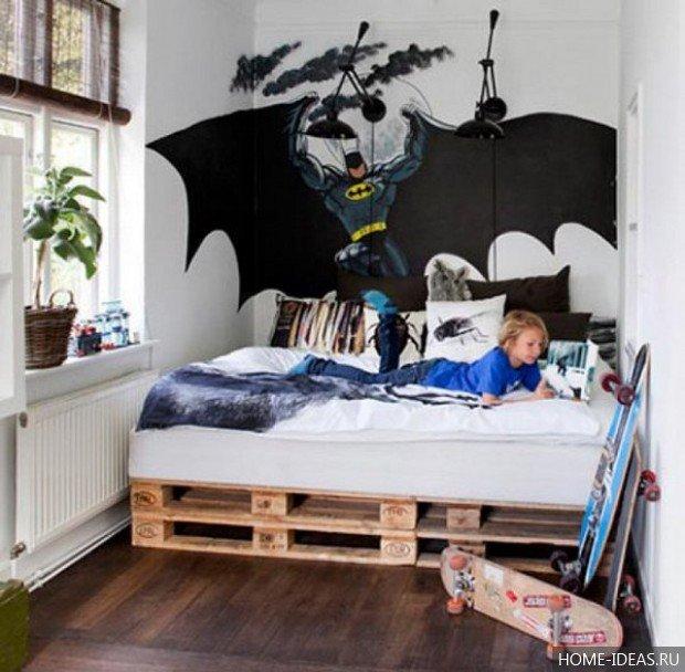 Кровать своими руками для подростка