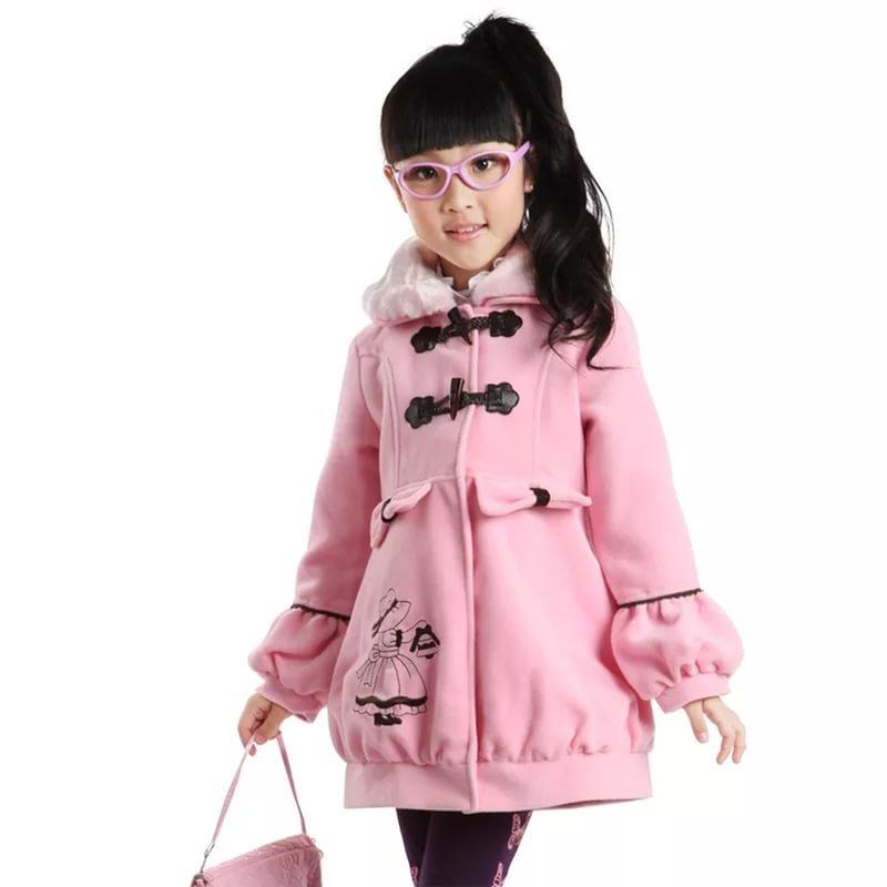 Осенние пальто для девочки своими руками 68