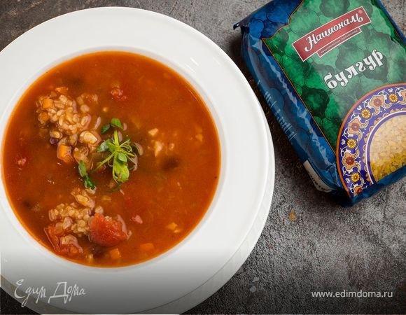 Фасолевый суп от высоцкой