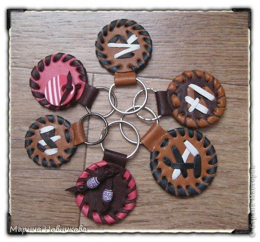 Сувениры из кожзама своими руками 28