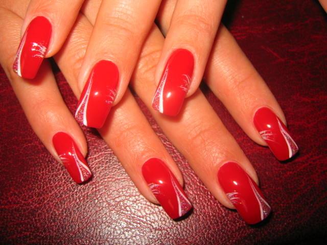 Фото дизайна ногтей легкие