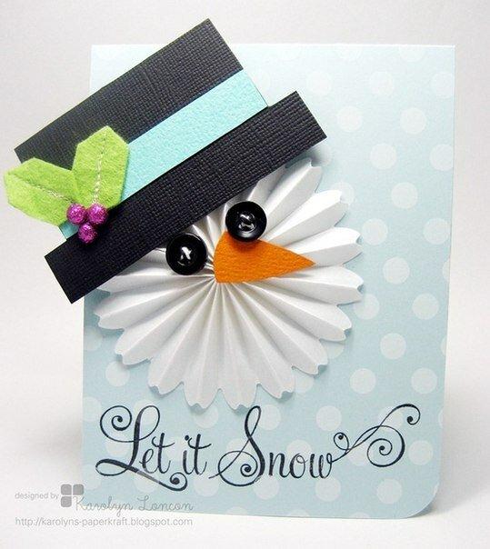 Новогодние открытки поделки своими руками
