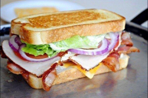 Рецепты вкусных сэндвичей фото