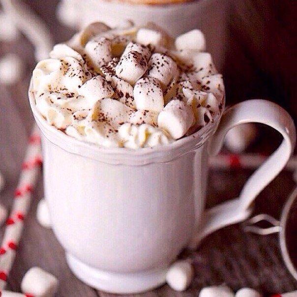 Какао с маршмеллоу рецепт с фото в домашних условиях