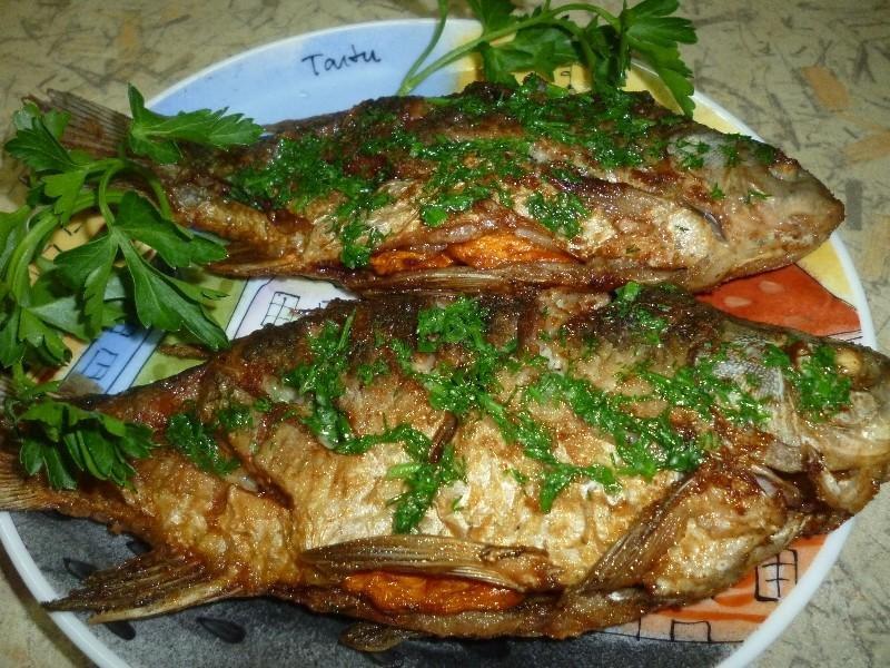 Рецепты к приготовить карася