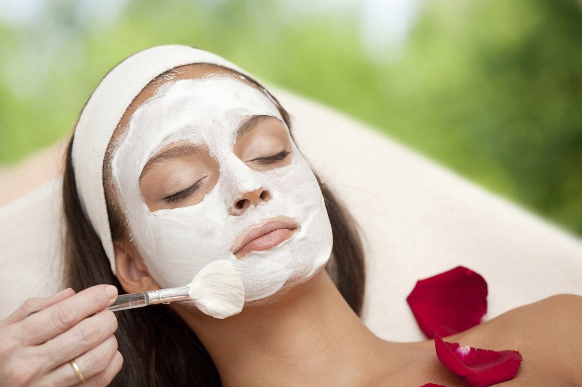 Маска для жирной кожи лица в домашних условиях увлажнить 677