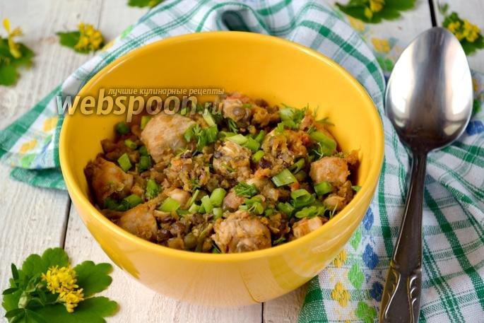 Чечевица рецепты фото простые и вкусные