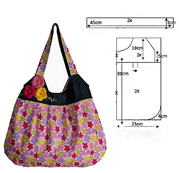 Идеи сумок своими руками сшить