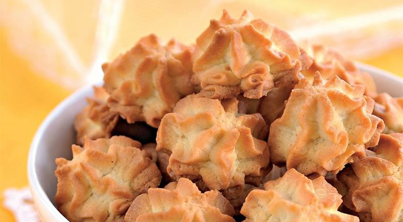 Печенье с майонезом как приготовить