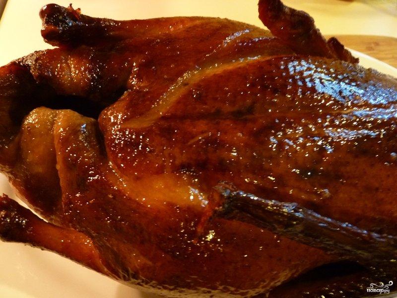 Утка тушеная кусочками в утятнице рецепт с фото пошагово