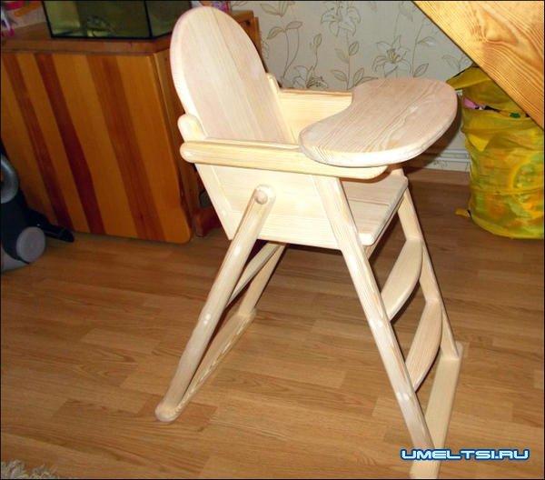 Столик для кормления ребёнка своими руками 81