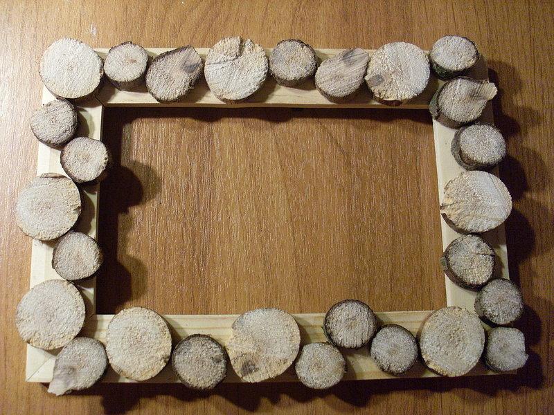 Рамки своими руками из дерева мастер класс