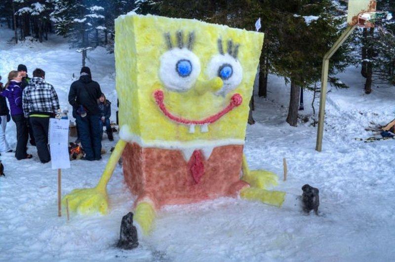 Сделать снежные комки своими руками фото 126