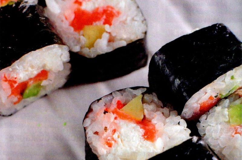 Простые рецепты суши в домашних условиях с фото пошагово простые